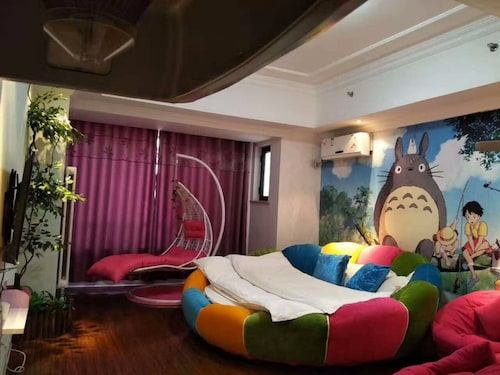 Taishan Orange Hotel Wanda Plaza, Tai'an