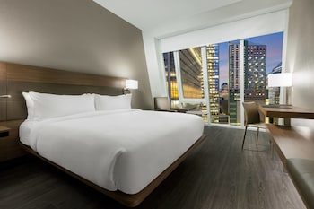 Room, 1 King Bed, Non Smoking, City View