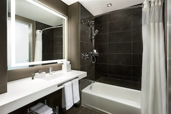 Guestroom at AC Hotel by Marriott New York Times Square in New York