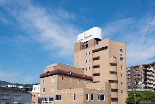 . HOTEL CONCERTO NAGASAKI