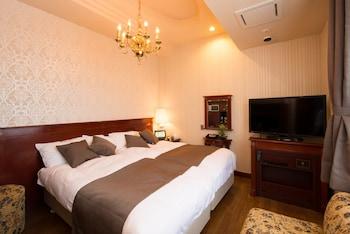 ハリウッドツイン|24㎡|ホテルコンチェルト長崎