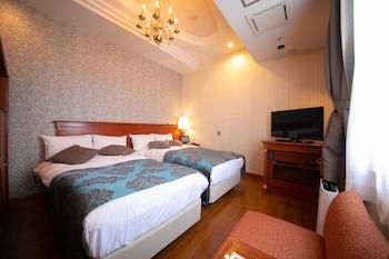 ハリウッドツイン|ホテル コンチェルト 長崎