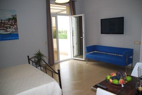 Villa Giadel, Agrigento