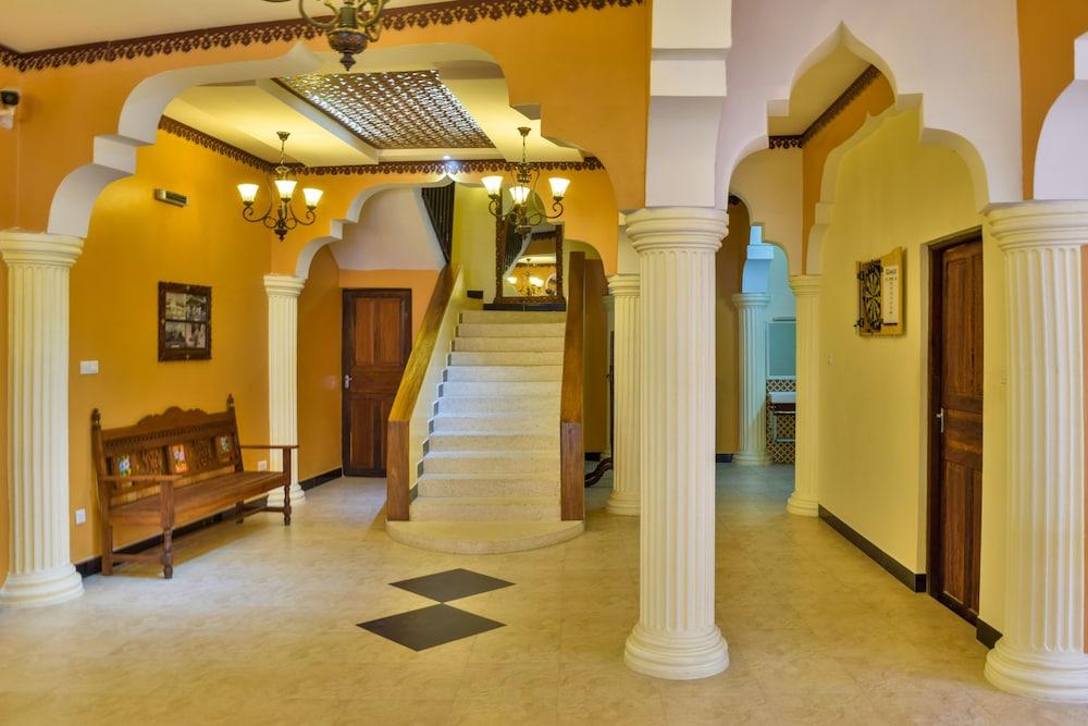 Zurigo - Zanzibar, Tanzania, Oceano Indiano - Tembo Palace Hotel