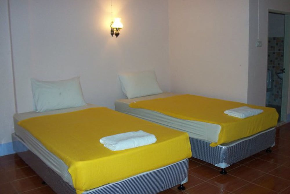 Quadruple Room with Air Conditioned