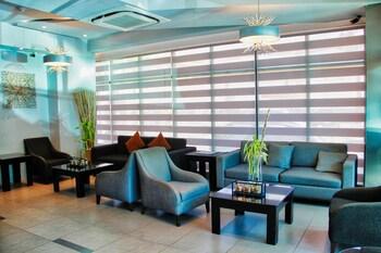 NEW DAWN HOTEL PLUS Lobby Lounge