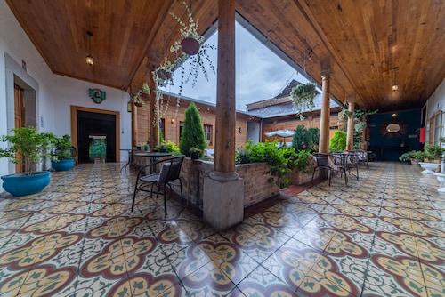 . Hotel Boutique Casa Morasan