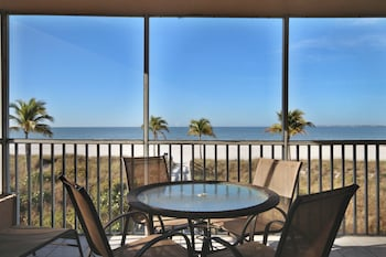 Beach Villas #101 by RedAwning