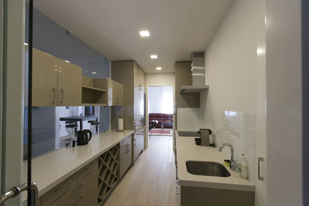 City-center apartment