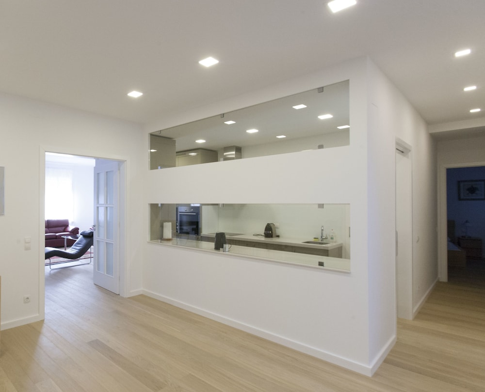 City-center apartment