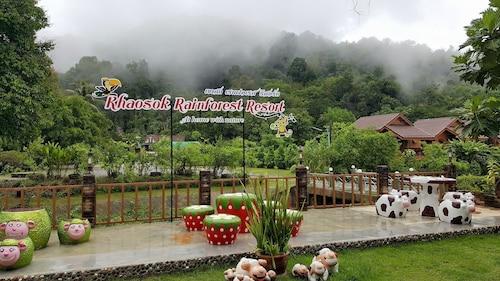 Khaosok Rainforest Resort, Phanom