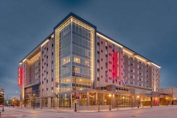 沃斯堡市中心歡朋套房飯店 Hampton Inn & Suites Fort Worth Downtown