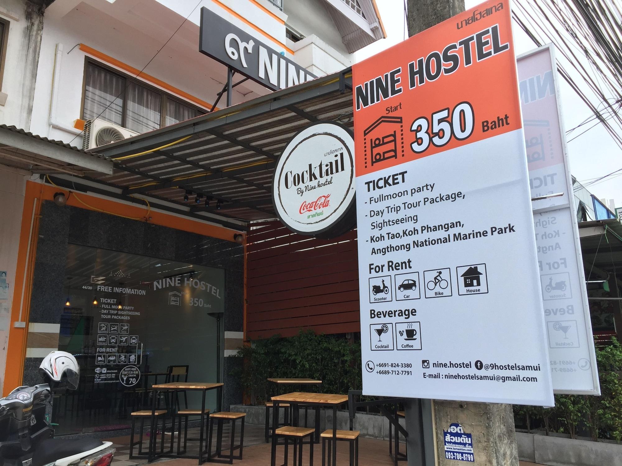 Nine Hostel, Ko Samui