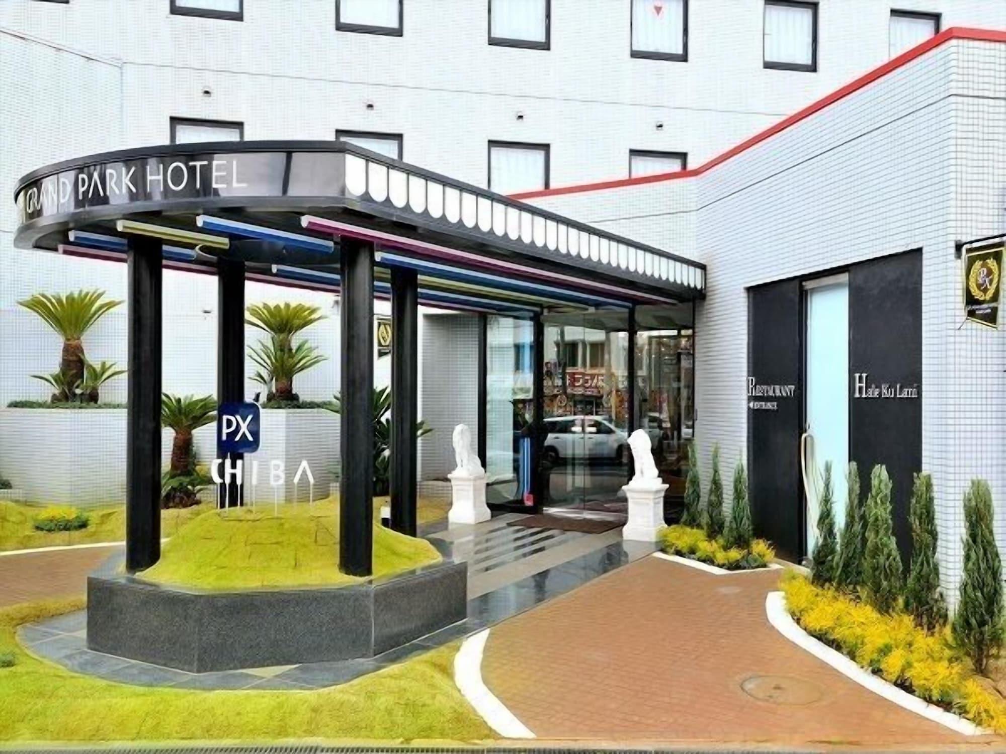 Grand Park Hotel Panex Chiba, Chiba