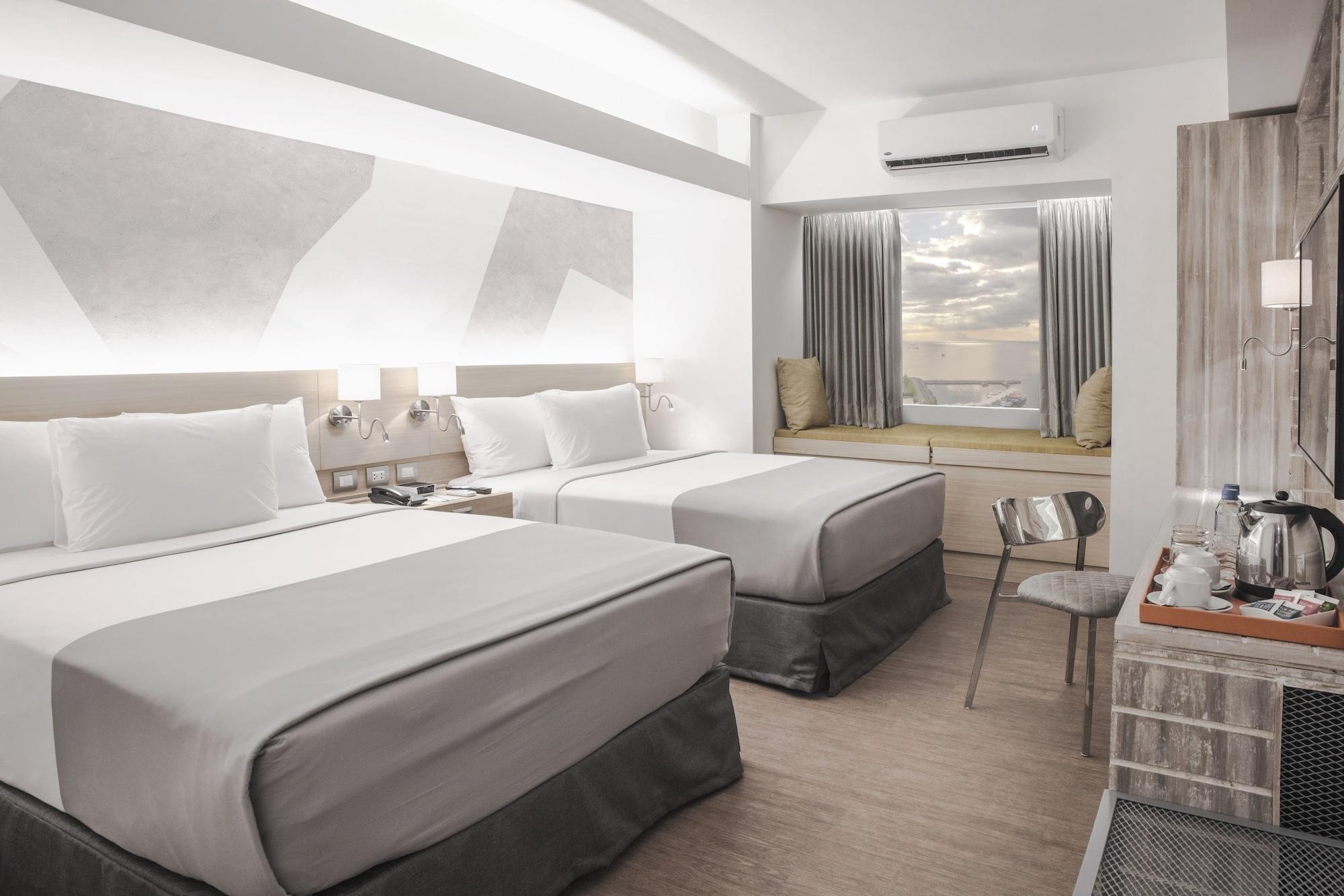 Bayside Room 2 Queen Beds