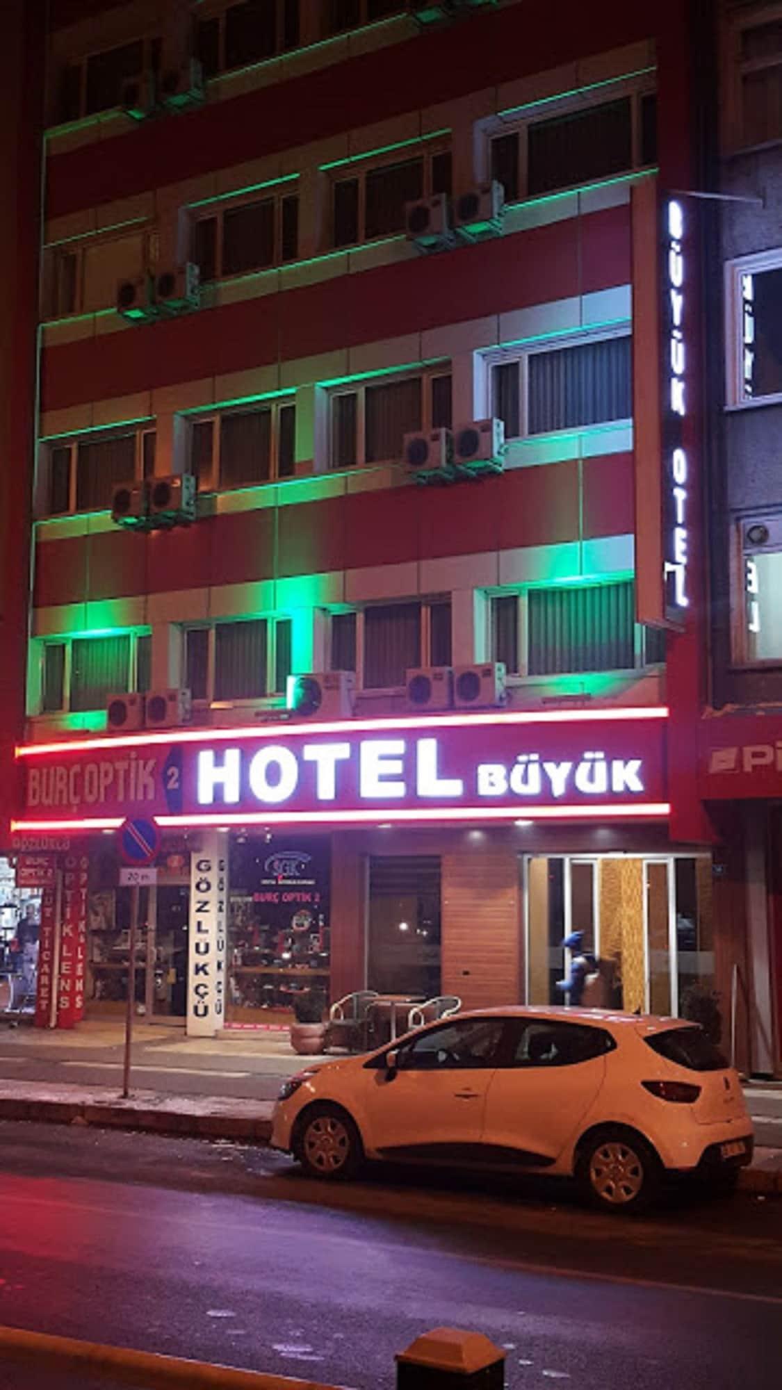 Buyuk Hotel, Melikgazi