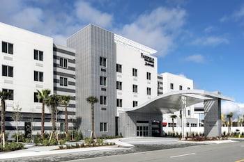 戴托納海灘公路機場萬豪套房費爾菲爾德飯店 Fairfield Inn & Suites by Marriott Daytona Beach Speedway/Airport