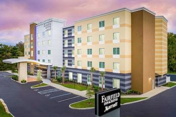 蓋恩斯維爾 I-75 萬豪套房費爾菲爾德飯店 Fairfield Inn & Suites by Marriott Gainesville I-75