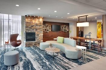 北斯普林菲爾德萬豪費爾菲爾德套房飯店 Fairfield Inn & Suites by Marriott Springfield North