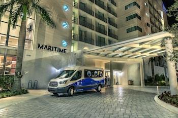 勞德代爾堡濱海溫德姆 TRYP 飯店 TRYP by Wyndham Maritime Fort Lauderdale