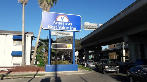 Americas Best Value Inn-Riverwalk Downtown/Market Square, Bexar