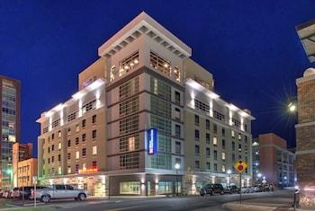 阿肯色小岩城市中心希爾頓花園飯店 Hilton Garden Inn Little Rock Downtown, AR