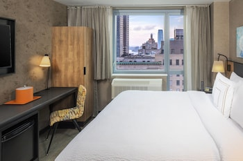 Guestroom at Fairfield Inn & Suites by Marriott/World Trade Center Area in New York
