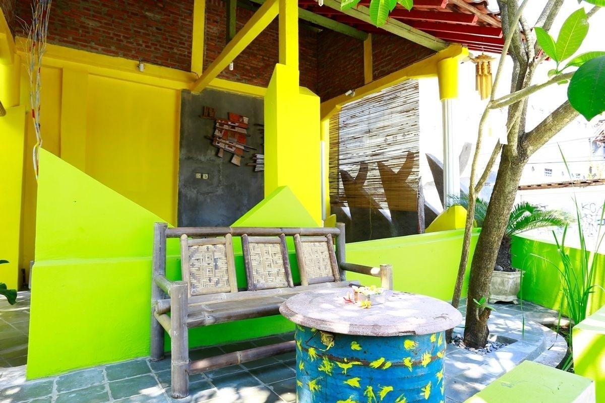 RedDoorz @ Ngampilan, Yogyakarta