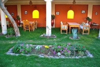 Hotel - Desert Paradise Lodge