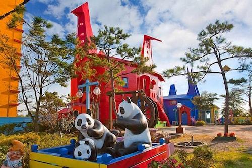 Seonjaedo Paper Crane Happy World Pension, Hwaseong