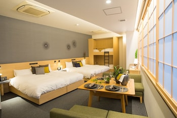 MIMARU TOKYO UENO NORTH Room