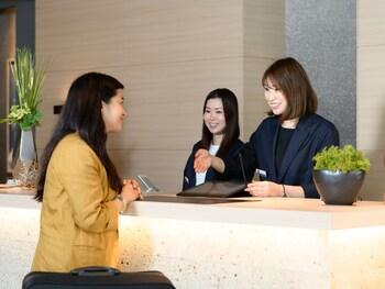 MIMARU TOKYO UENO NORTH Reception