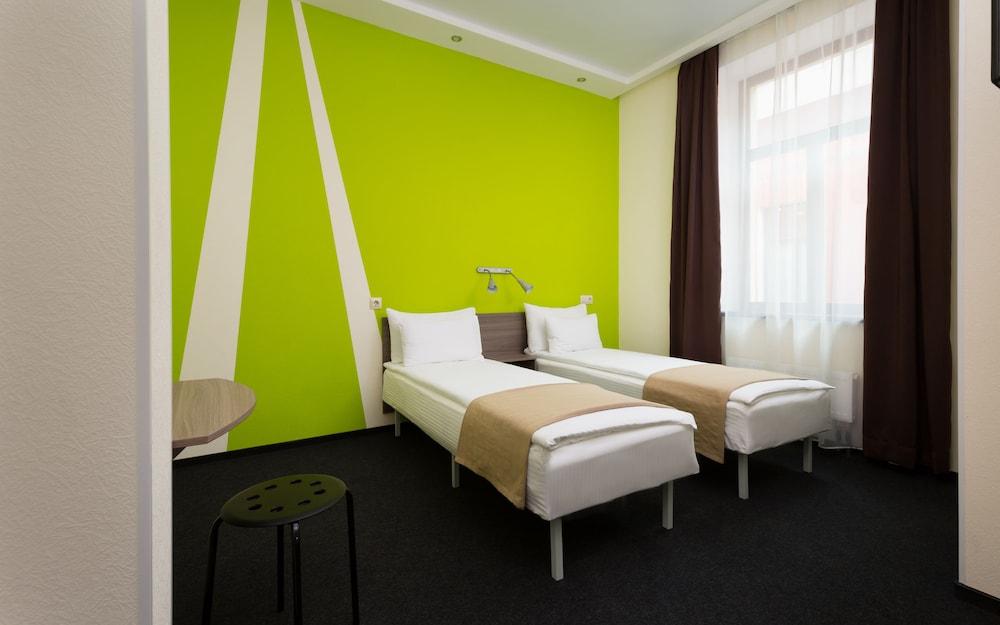 Station hotel L1, Sankt-Peterburg gorsovet