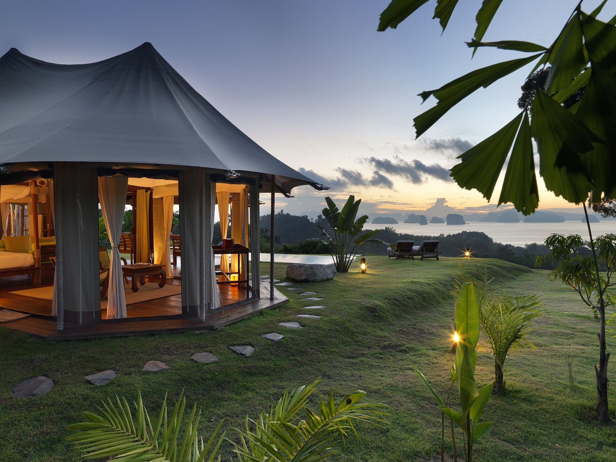 9 Hornbills Tented Camp - Adults Only, Ko Yao District