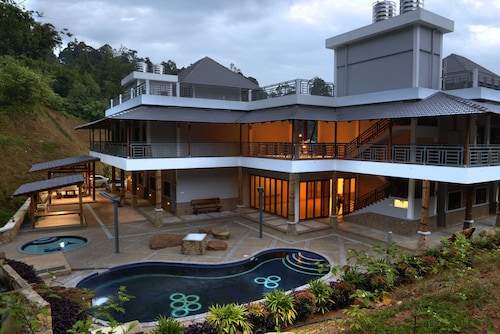 D'Villa at Janda Baik, Bentong