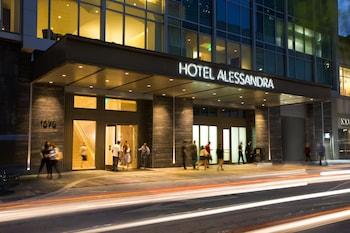亞歷山德拉飯店 Hotel Alessandra