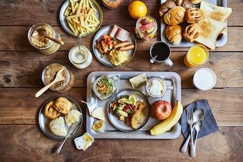 MOXY TOKYO KINSHICHO BY MARRIOTT Breakfast Meal