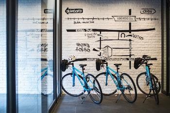 MOXY TOKYO KINSHICHO BY MARRIOTT Bicycling
