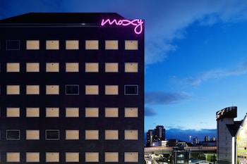 MOXY TOKYO KINSHICHO BY MARRIOTT Exterior