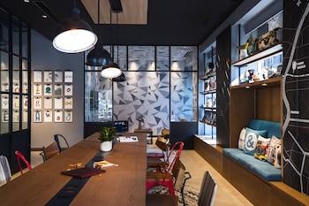 MOXY TOKYO KINSHICHO BY MARRIOTT In-Room Dining
