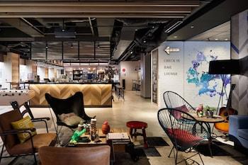 MOXY TOKYO KINSHICHO BY MARRIOTT Interior
