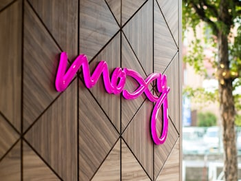 MOXY TOKYO KINSHICHO BY MARRIOTT Property Entrance