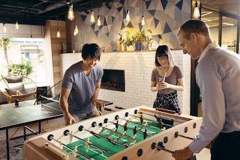 MOXY TOKYO KINSHICHO BY MARRIOTT Restaurant