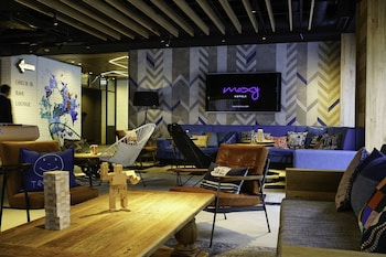 MOXY TOKYO KINSHICHO BY MARRIOTT Lounge