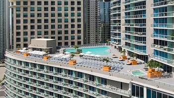 邁阿密布里克威爾凱悅 Hyatt Centric 飯店 Hyatt Centric Brickell Miami