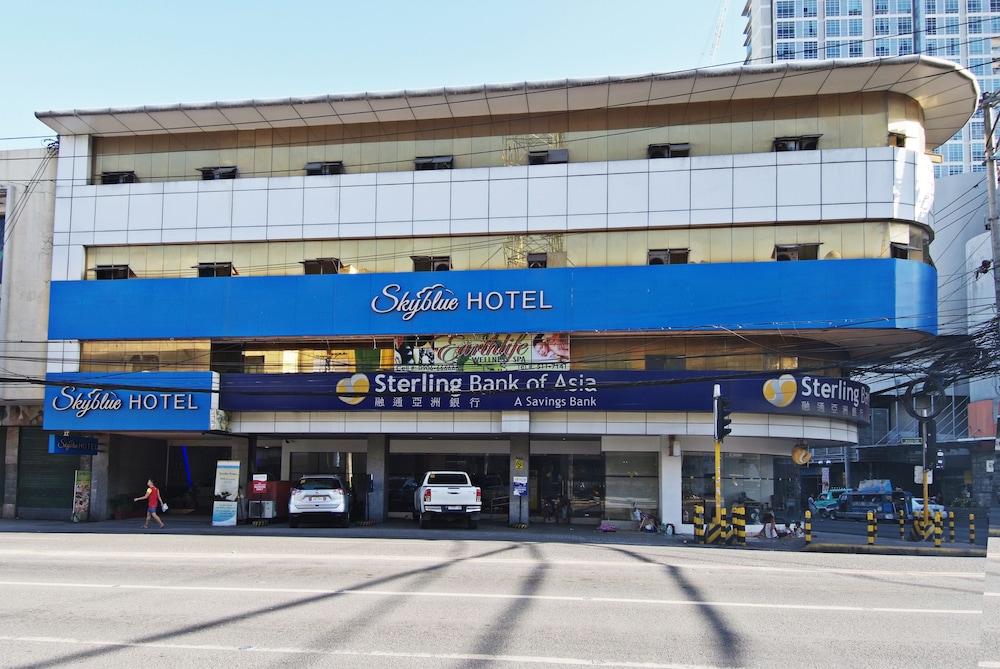 スカイブルー ホテル