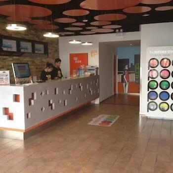 Hotel - Pod Inn