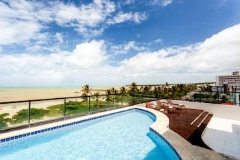 侯雅佩索亞 H 普拉斯海灘飯店 João Pessoa Hplus Beach