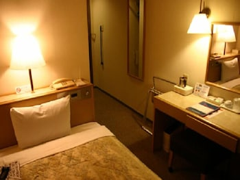 シングルルーム 喫煙可 セントラルホテル取手