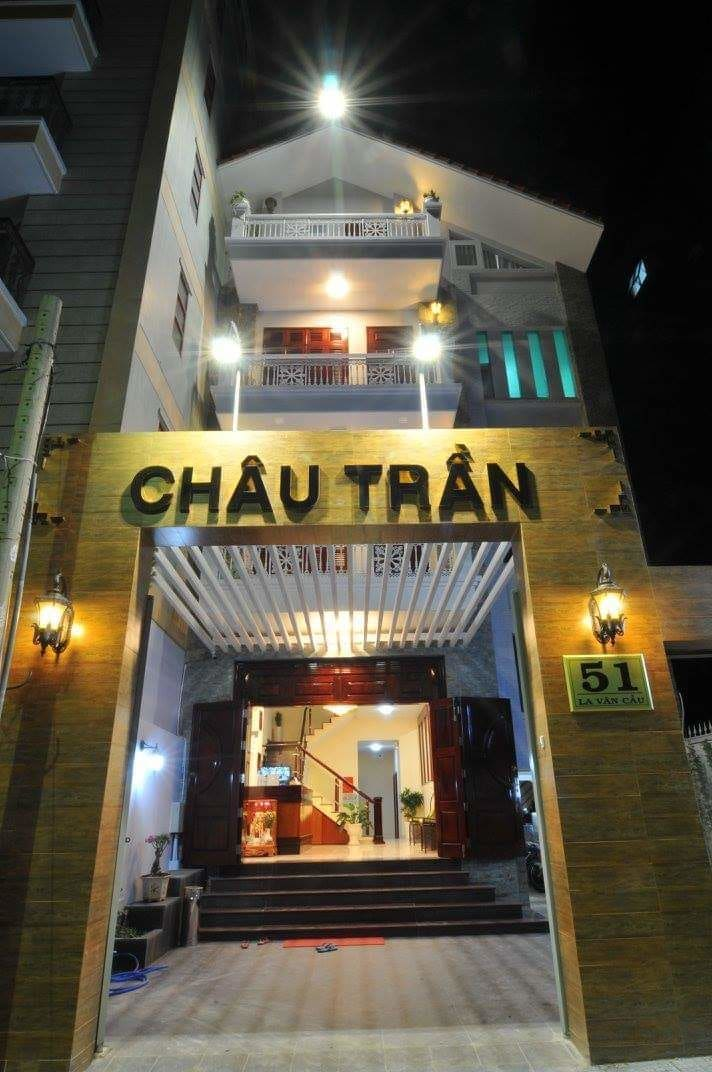 Chau Tran, Vũng Tàu